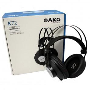 akg k72 audifonos de estudio
