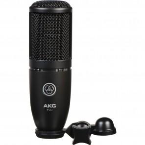 akg p120 microfono de condensador