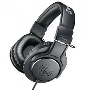 audio technicaath-m20x audifono profesional para estudio