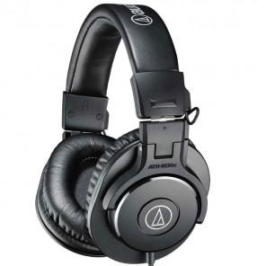 audio technicaath-m30x audifono profesional para estudio