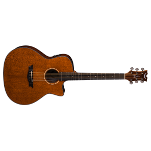 Guitarra electro-acústica DEAN AX E LACEWOOD TIPO EXÓTICA ROBLE SEDOSO