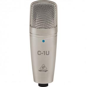 behringerc-1u microfono de condensador