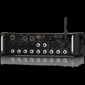 behringer xr12 mezcladora digital de 12 canales