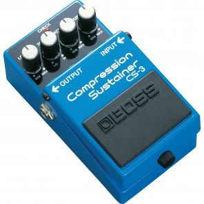 Pedal Boss CS-3 COMPRESSION SUSTAINER compresor