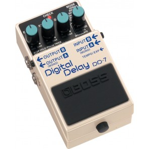 Pedal Boss DD-7 DIGITAL DELAY repeticion retardo digital
