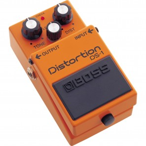 Pedal Boss DS-1 DISTORTION distorsión legendaria
