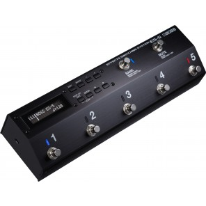 Controlador Boss ES-5 EFFECTS SWITCHING SYSTEM para pedales análogos