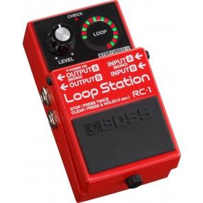 Pedal Boss RC-1 LOOP STATION generador de bucles para grabación