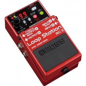 Pedal Boss RC-3 LOOP STATION generador de bucles para grabación