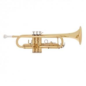 bridgecraft Trumpet Lacquer profesional para estudiante con estuche