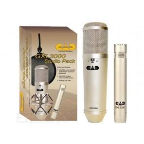 cad gxl 3000 Studio paquete de microfonos para estudio de grabacion