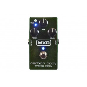Delay Análogo MXR M169 Carbon Copy