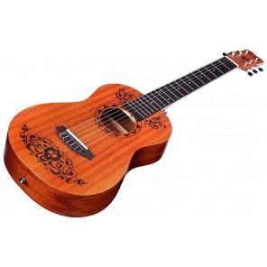 cordoba disney pixar coco mini guitar pack Guitarra tamaño mini con grabado de la película Coco de Disney Pixar