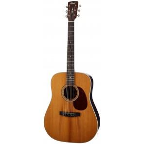 CORT EARTH-200 ATV Fabricada en madera de Abeto que proporciona un equilibrio ideal entre fuerza, flexibilidad y versatilidad sónica ideal para una variedad de géneros y estilos musicales Un instrumento vintage es el santo grial del tono de la guitarra ac