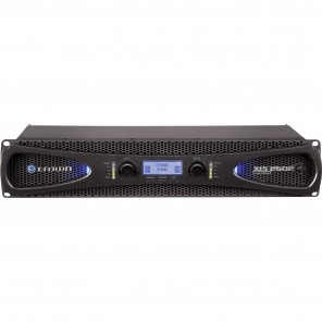 crown xls2502 power amplifier poder de 1200W