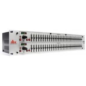 dbx 231s eq ecualizador grafico de 31 bandas