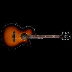 Guitarra electro-acústica DEAN AX PERFORMER SILVERBURST