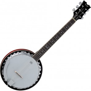 dean banjo backwoods bw6