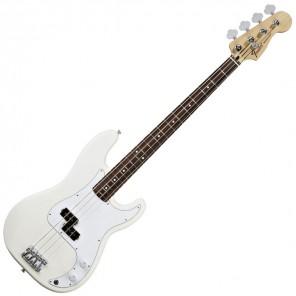 Fender PRECISION STANDARD Bajo eléctrico pasivo de 4 cuerdas Cuerpo - madera de Aliso Brazo - Maple 20 trastes tamaño med-Jumbo en diapasón PaloRosa Puente - estilo Vintage Standard Pastillas - Standard Precision Bass Split Single-Coil