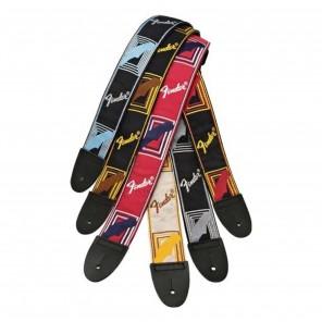fender strap Correa para instrumento con diseño tejido Varios colores
