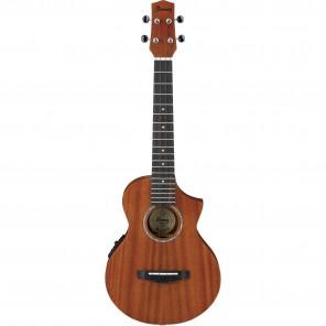 ibanez uewt5e ukulele electroacustico tenor con corte