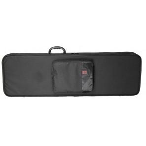 kaces foam hardshell bass kpg208 Ligero, resistente y económico Éste estuche de espuma Xpress para bajo eléctrico ofrece la mejor protección para tu instrumento Incluye una correa de hombro extraíble, bolsillo grande con cremallera exterior y compartiment
