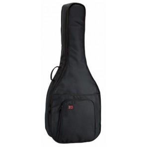 kaces gigpack acoustic bag kqa120 Funda económica que incluye un bolsillo frontal con cremallera, organizador interno y un amplio bolsillo de velcro rápido La bolsa está fabricada en poliéster 600D duradero con un acolchado de espuma de doble capa, con pr