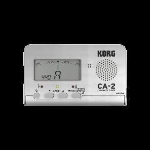 korg ca2 afinador cromatico compacto economico