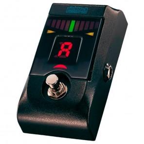 Pedal Korg PB-01 PITCHBLACK afinador cromático digital para bajo y guitarra