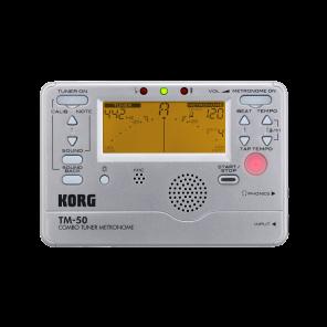 korg tm50 afinador metronomo cromatico compacto