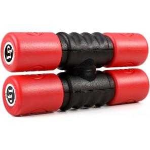lp twist shaker loud red lp441t-l Par de agitadores de tono grave montables entre si El mecanismo de bloqueo de torsión te permite tocarlos como un conjunto en 1 mano El sonido rico de la coctelera es perfecto para ese toque extra de percusión