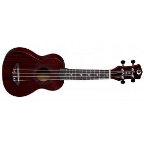 luna vms vintage mahogany soprano ukulele acustico economico