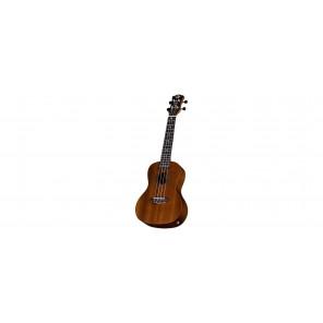 luna vcm el vintage mahogany ukulele electroacustico con bolsa