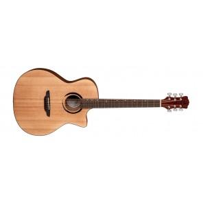 Guitarra electro-acústica LUNA WABI E GRAND CONCERT
