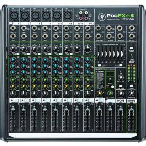 Mackie profx12v2 mezcladora analogica de 12 canales