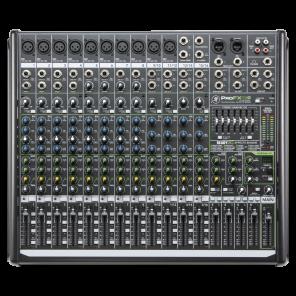 Mackie profx16v2 mezcladora analogica de 16 canales