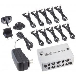 Pedal MXR M238 - ISO BRICK POWER SUPPLY regulador de corriente