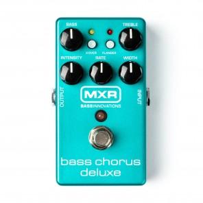 Pedal MXR M83 - BASS CHORUS DELUXE coro para bajo eléctrico
