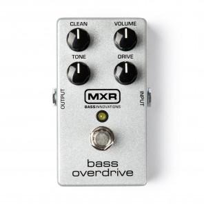 Pedal MXR M89 - BASS OVERDRIVE para bajo eléctrico