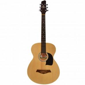 oscar schmidt oa10 guitarra acustica de cuerda de metal