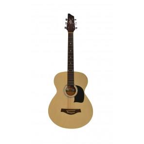 oscar schmidt oa10e Guitarra electro-acústica de cuerda de metal