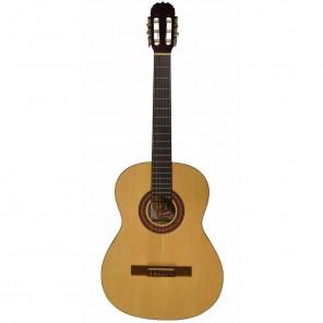 oscar schmidt oc5 Guitarra acústica clásica de cuerda de Nylon Paquete de guitarra acústica clásica de cuerda de Nylon Incluye bolsa, afinador y púas