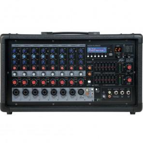 peavey pxr1000 mezcladora amplificada de 500W