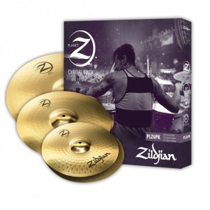 Zildjian Planet Z Cymbal 3-Pz Set