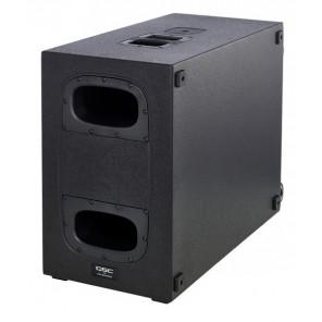 El KS212C representa una solución sin igual de subwoofer cardioide auto-amplificado en un solo gabinete para aplicaciones de entretenimiento instalado y de gran portabilidad. Con capacidad para manejar las frecuencias bajas en el escenario o en cualquier