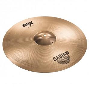 """sabian b8x ride 20"""" El Sabian 20"""" B8 Ride Cymbal te ofrece un ataque rápido y una respuesta sólida, para una explosión de tono brillante, perfecto para acentos grandes y completos"""