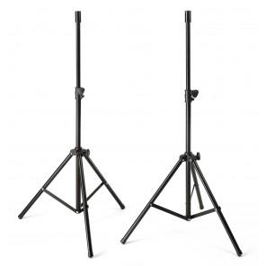 samson ls2 speaker stand doble soporte para altavoces