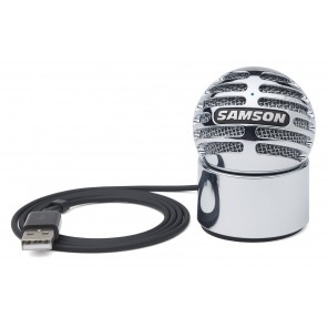 samson meteorite microfono dinamico usb para grabacion