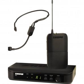 shure blx14/p31-h8 sistema inalambrico con microfono de diadema