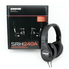 shure srh240a audifonos profesionales para estudio